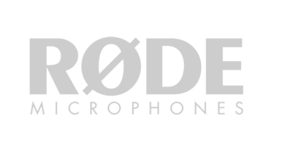 RODE Microphones Gray Transparent logo