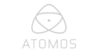 Atomos Gray Transparent logo