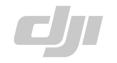 DJI Gray Transparent logo